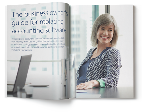 guide for replacing accounting software