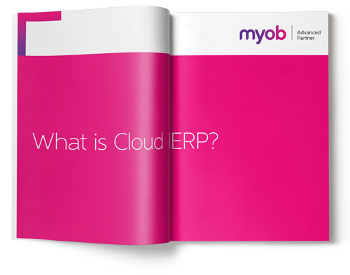 what is cloud erp