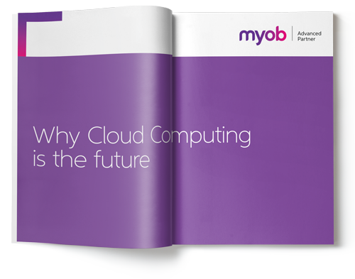 Why Cloud Computing Is The Future